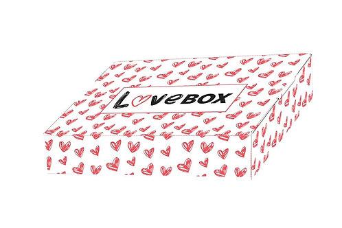 500 Empty Love Boxes
