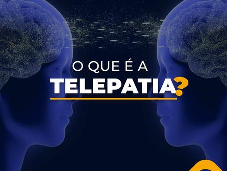O que é a Telepatia?