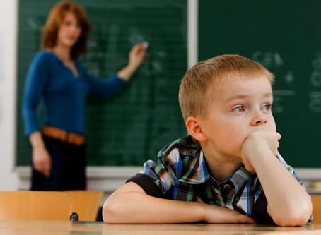 Transtorno de déficit de atenção com ou sem hiperatividade