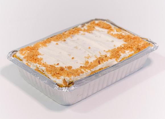 Torta de Zanahoria y Pecanas - molde mediano