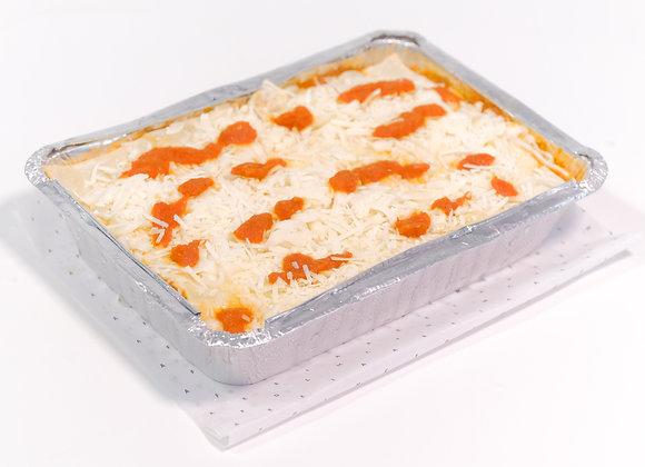 Lasaña de Ragú de Carne, Bechamel y Parmesano - 3 porciones - 800grs