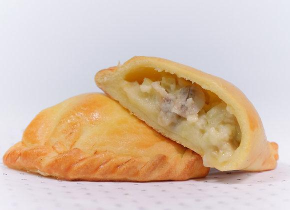 Empanada de Alcachofa y Champiñones - 6 unidades