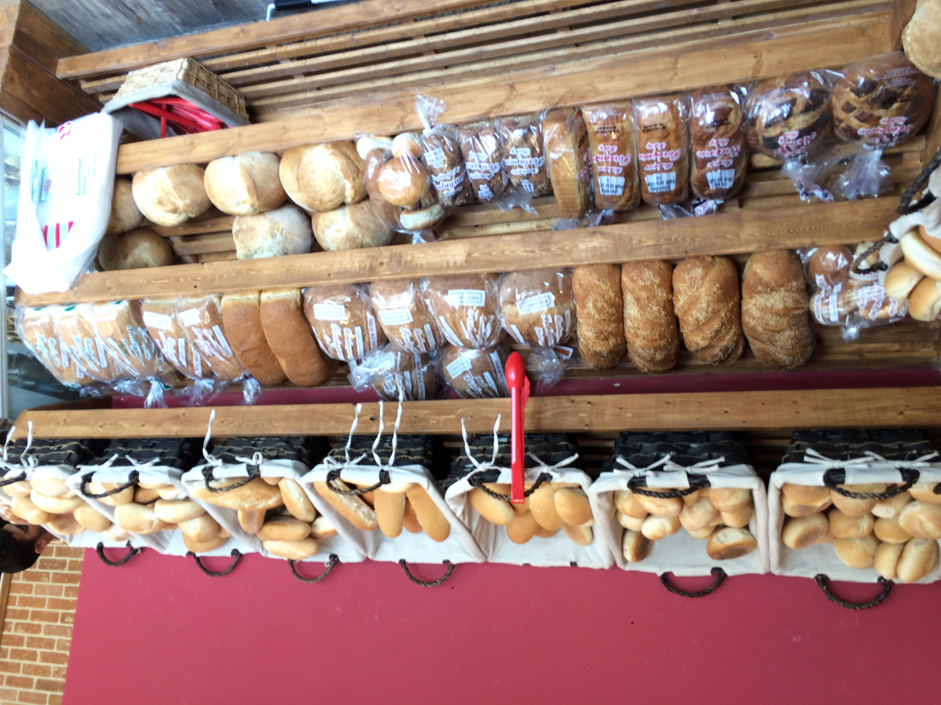 Portuguese Bread Selection