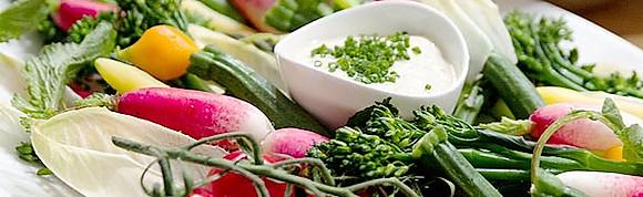 Vegetarian Platters