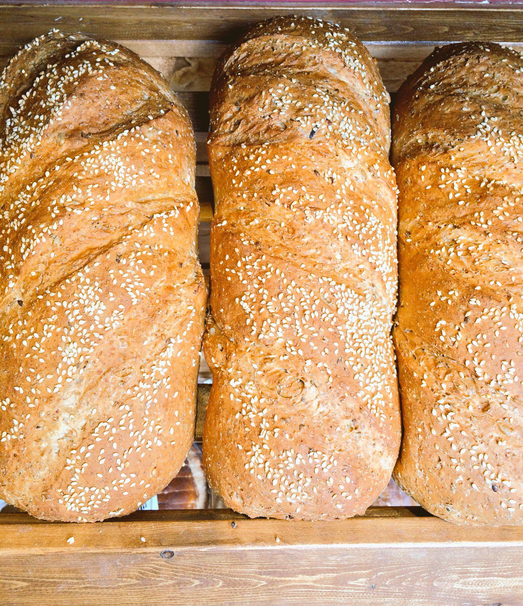 Ninegrain Bread