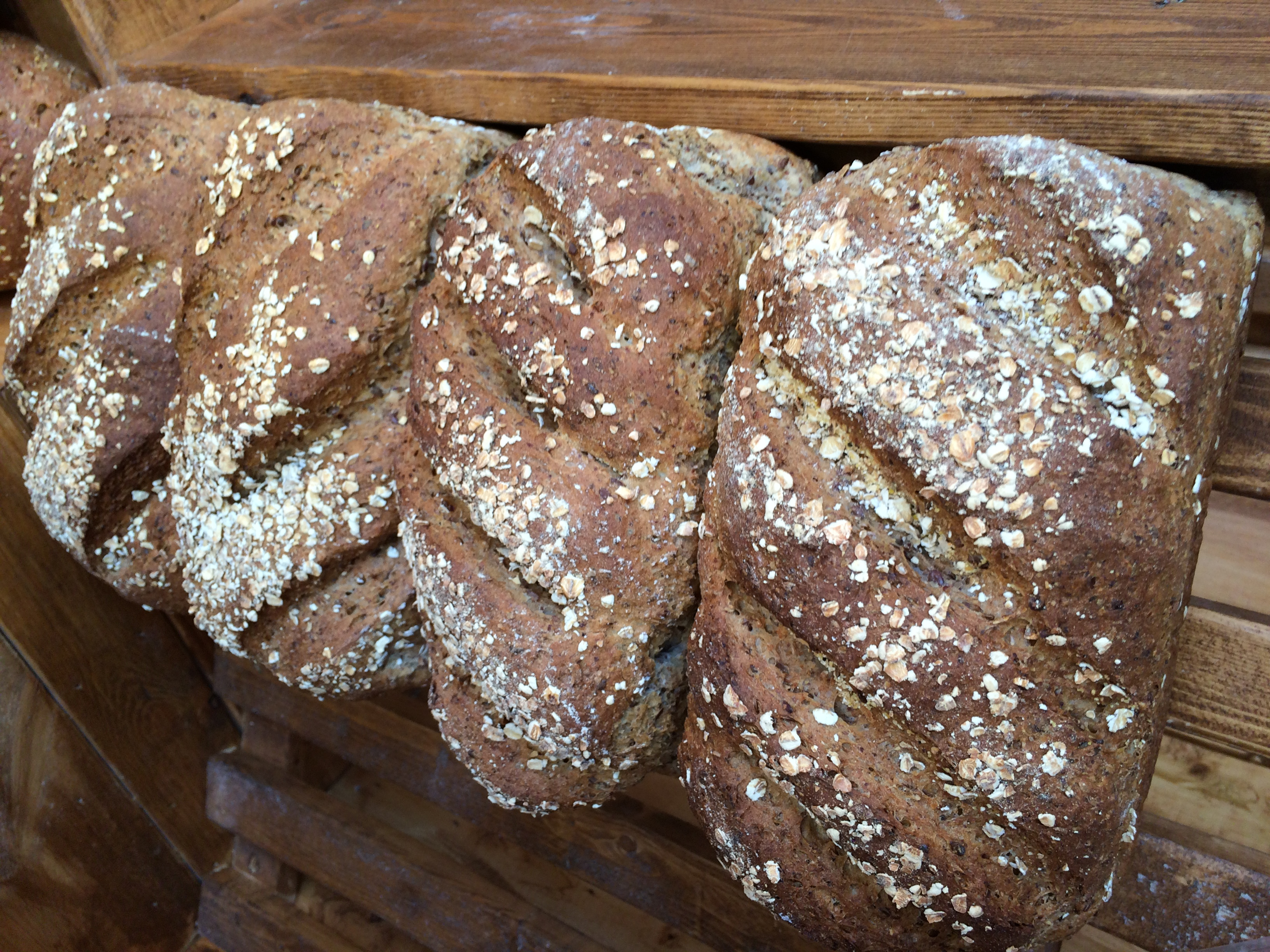 Local Flax Bread