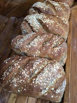Local Flax Bread