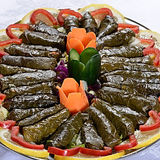 GRAPES LEAVES (6 pieces)