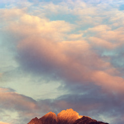 Mount Ifinger 01-11-2017 4.16 PM