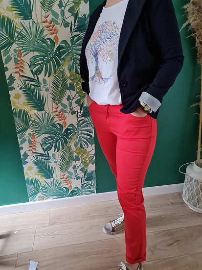 Pantalon Rouge R6047
