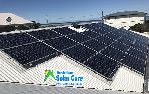 solar skirt bird proofing australian solar care