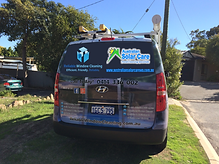 Solar Panel Cleaning Western Australia fully equipped mobile vehicles, servicing Gold Coast, Brisbane, Tweed Heads, Palm Beach and surrounding suburbs