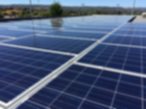 Australian Solar Maintenance Commercial Solar Panel Cleaning