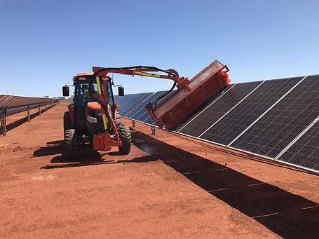 ASM Pty Ltd - Solar Farm Cleanin Project WA