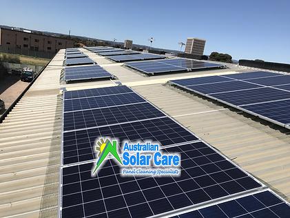 Australian Solar Care solar skirt bird proofing