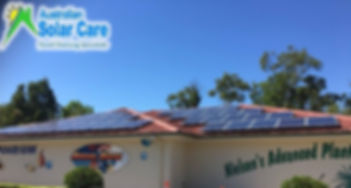 Australian Solar Care Queensland solar panel cleaning specialists