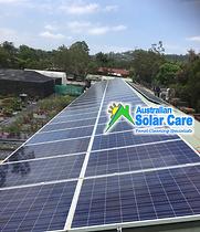 Solar Panel Cleaning, Australian Solar Care Western Australia