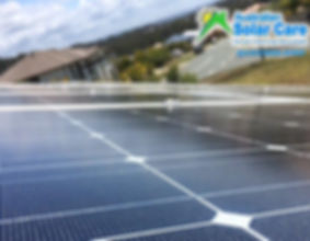 Australian Solar Care Queensland, Rain does not wash your solar panels