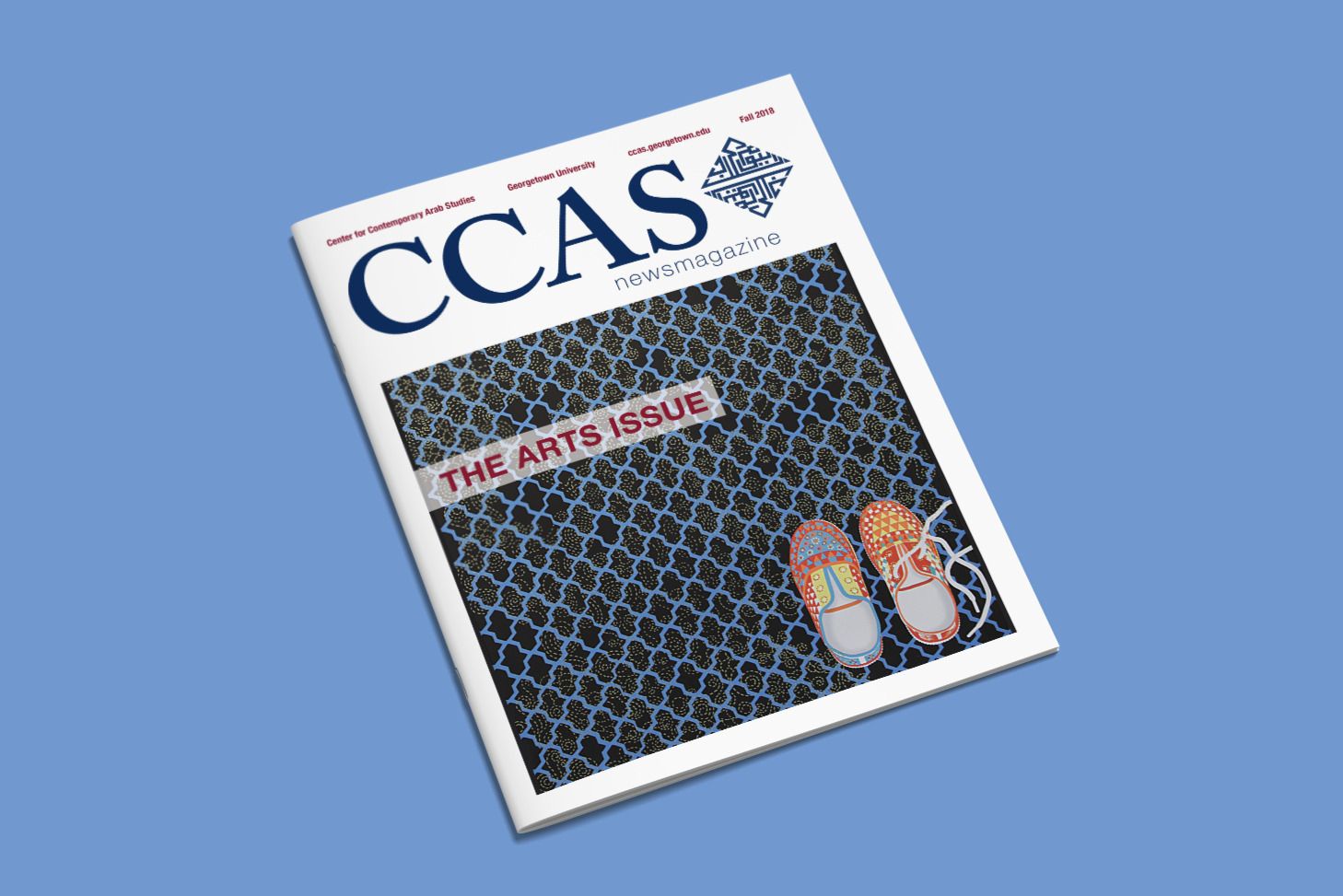 CCAS Fall 2018 Cover
