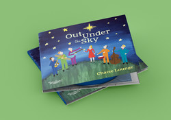 Out Under the Sky by Chaise Lounge