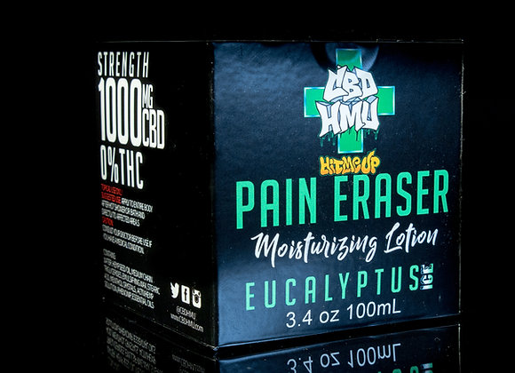 CBD HMU - Pain Eraser - Eucalyptus Ice