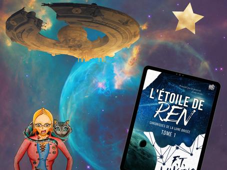 Les chroniques de la Lune brisée ~ tome 1 : l'étoile de Ren écrit par F.T Lukens