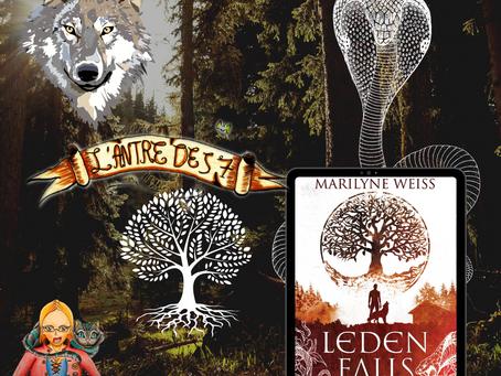 Leden Falls ~ Tome 3 : troisième lune écrit par Marilyne Weiss
