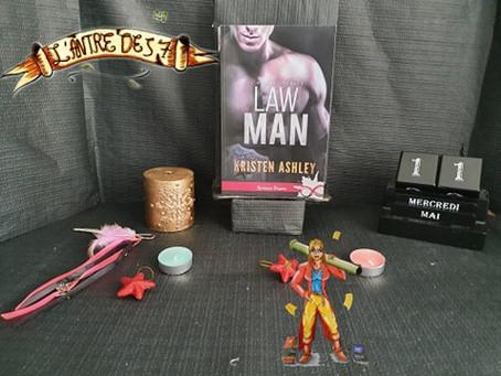 L'homme idéal - Tome 3 : Law Man écrit par Kristen Ashley