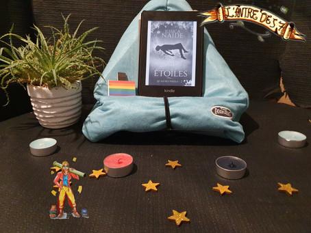La noirceur des étoiles ~ Tome 2 : Les astres perdus écrit par Jessica Naïde / Laëtitia Tran