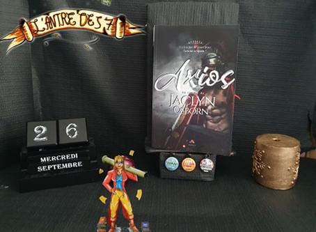 Axios écrit par Jaclyn Osborn