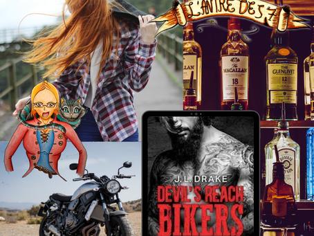 Devil's Reach Bikers ~ Tome 1 : Désordres écrit par J. L. Drake