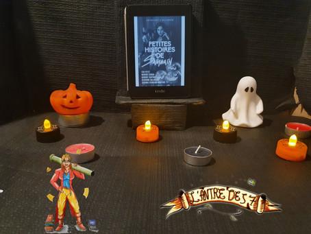 Petites histoires de Samhain écrit par Collectif