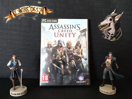 Assassin's creed : Unity