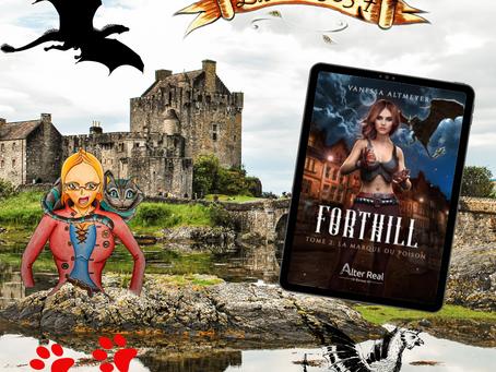 Forthill ~ Tome 2 : La marque du poison écrit par Vanessa Altmeyer