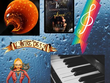 Je réinventerais la pluie écrit par Lily Haime