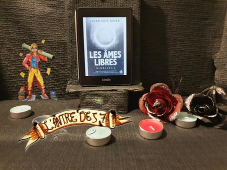 Mindjack ~ Tome 3 : Les âmes libres écrit par Susan Kaye Quinn