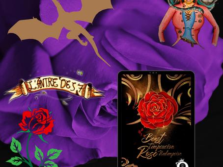 Beast Temptation Rose Redemption écrit par Roxane Marielli