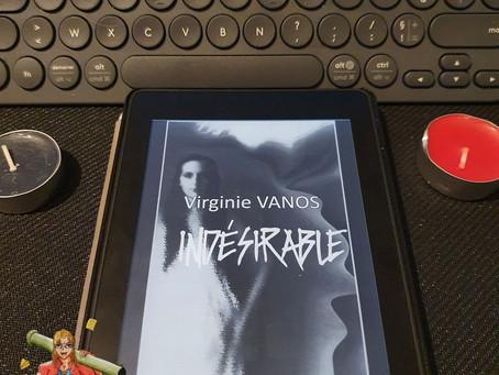 Indésirables écrit par Virginie Vanos