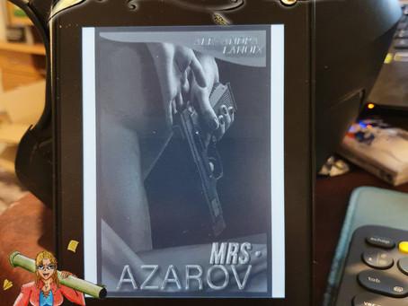 Mrs Azarov écrit par Alexandra Lanoix