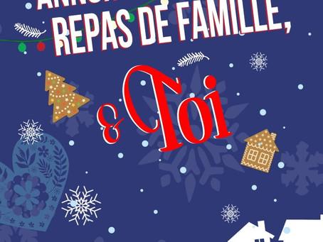 Petites annonces, repas de famille et toi écrit par Fanny André