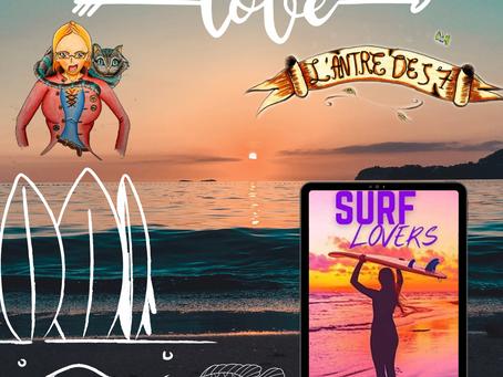 Surf Lovers écrit par Emily Jurius