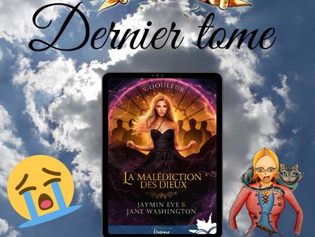 La malédiction des Dieux ~ Tome 5 : Douleur écrit par Jaymin Eve et Jane Washington