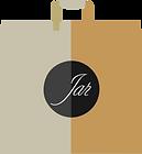 Jar take-out bag