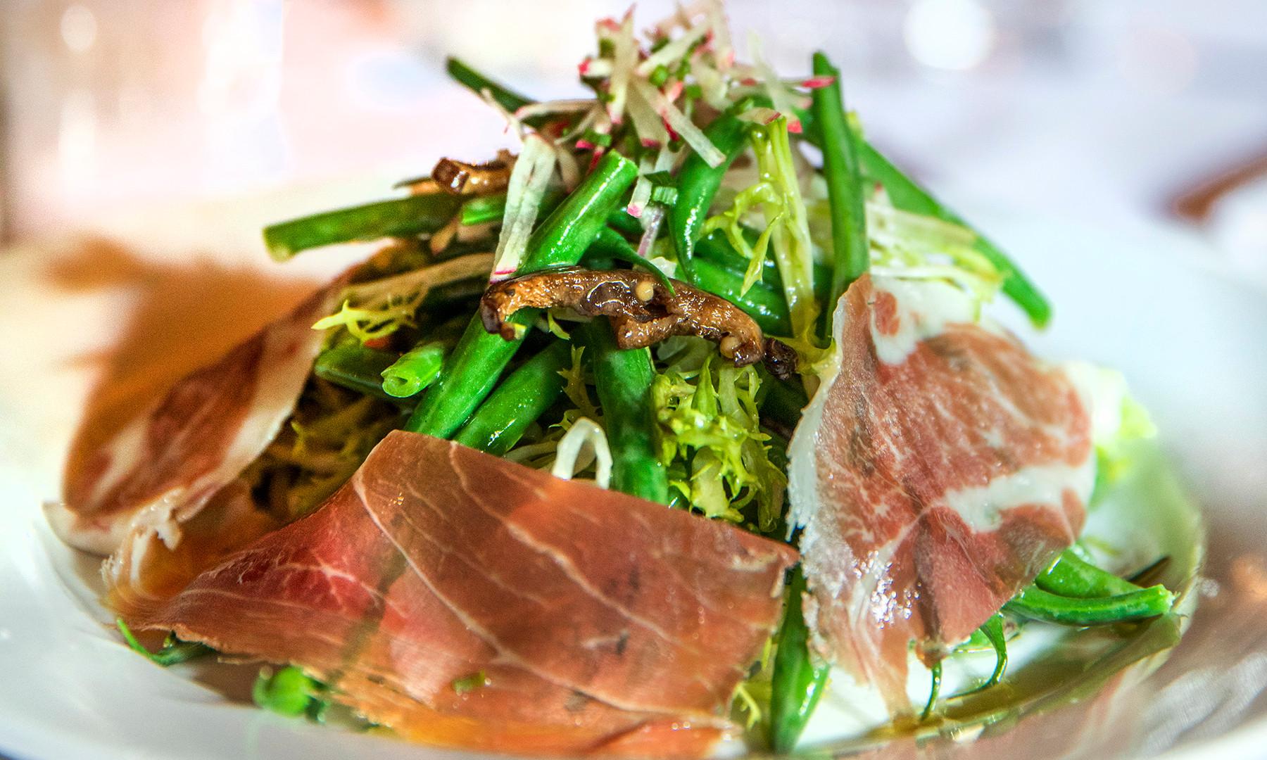 Haricot Verte Salad