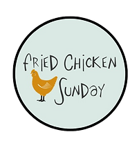 Fried Chicken Sunday button
