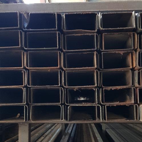 Perfil canal 150x50x2 mm
