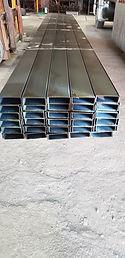 Perfil Rectangular 40x20x2 mm