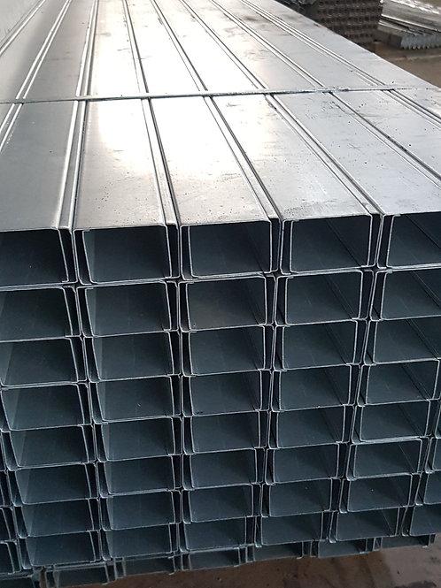 Montante estructural C 60x38x12x0,85x3000 mm