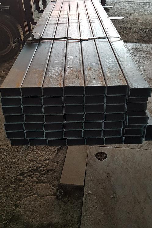 Perfil rectangular 70x30x2 mm