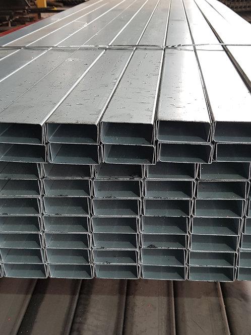 Metalcon estructural PC U 62x25x0.85x3000 mm